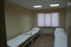 Смольковское - спальные места