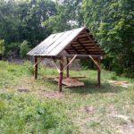 Подкормочные площадки для охоты на кабана