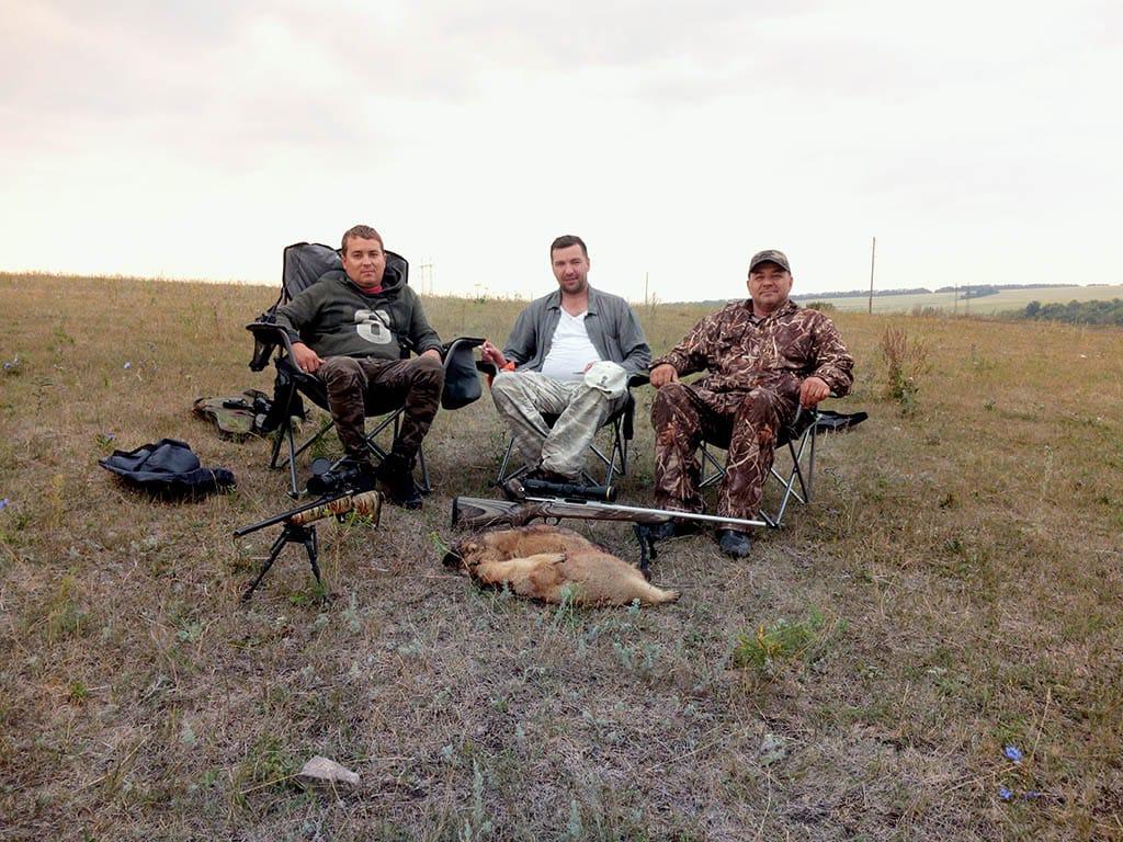 охота на сурка Самарская область