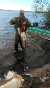 рыбалка на Васильевских островах 2018